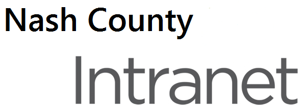 Nash County Intranet